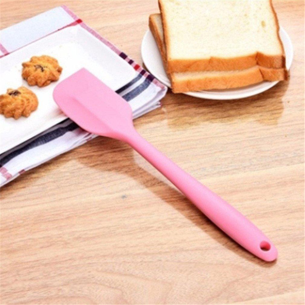 Orange Myhouse Silicone Cake Cream Butter Brush Kitchen Cooking Baking Tool