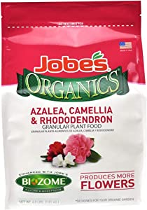 Jobe's Organics 9826 Fertilizer, 4 lb