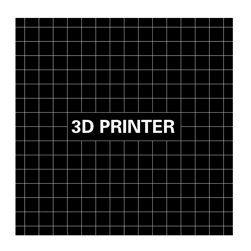 Homyl Accessoires D'autocollant De Lit De Chaleur De Place De Bande De Plat De Construction D'imprimante 3D - 235x235mm