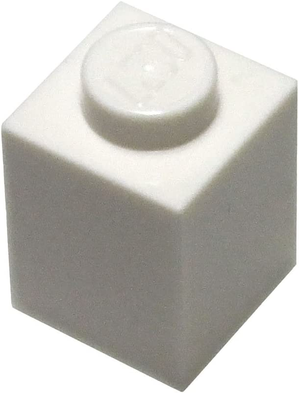 LEGO Parts and Pieces: White 1x1 Brick x200