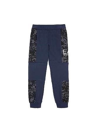 aee1450f2915e Emporio Armani Ea7 6ZBP56 BJ11Z Pantalon Enfant Bleu 8a: Amazon.fr:  Vêtements et accessoires