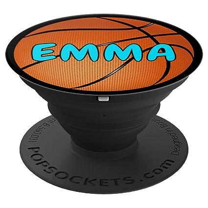 Amazon.com: Jugador de baloncesto regalo Emma baloncesto ...