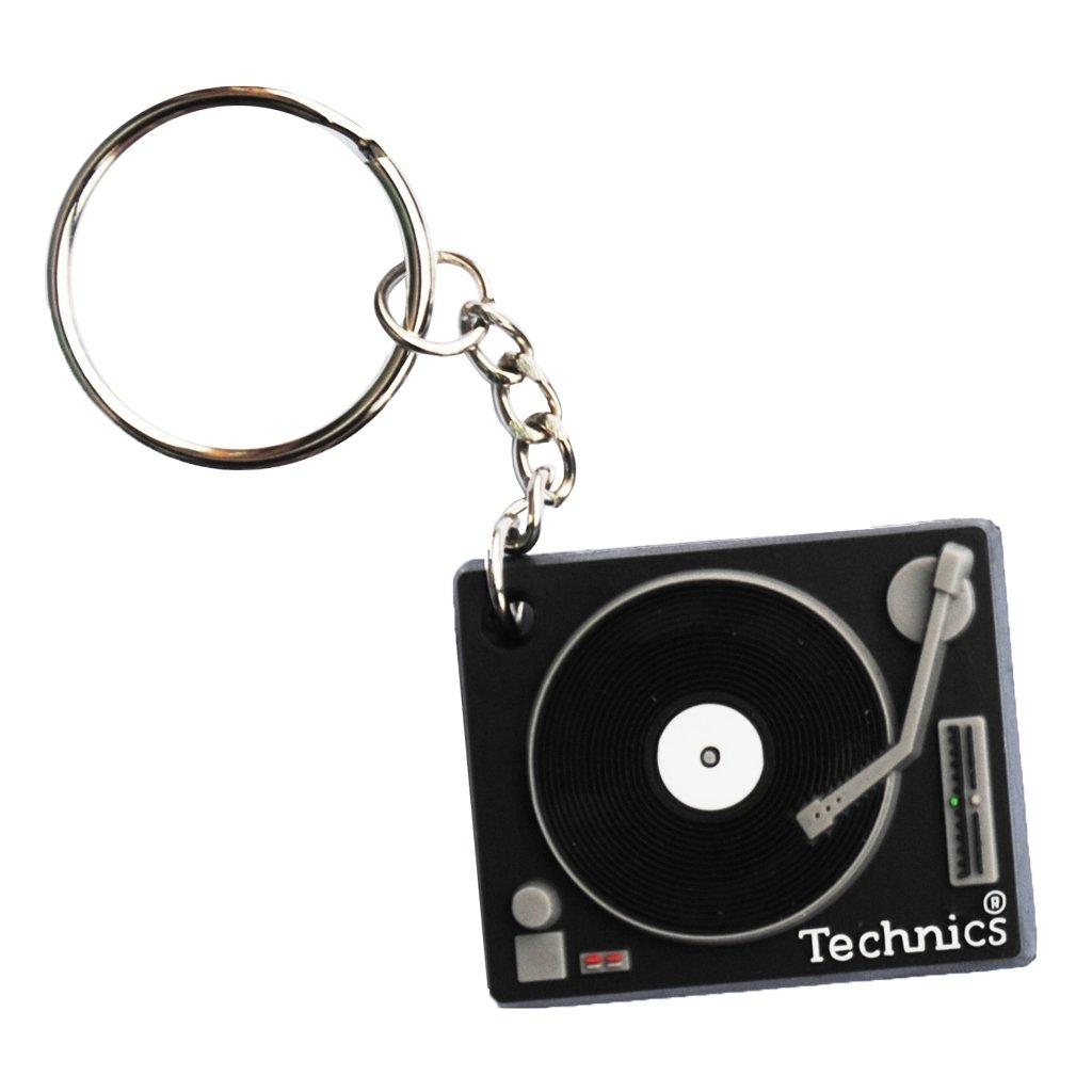 Technics DJ Tocadiscos Disco Flash USB de 8 GB con Llavero: Amazon ...