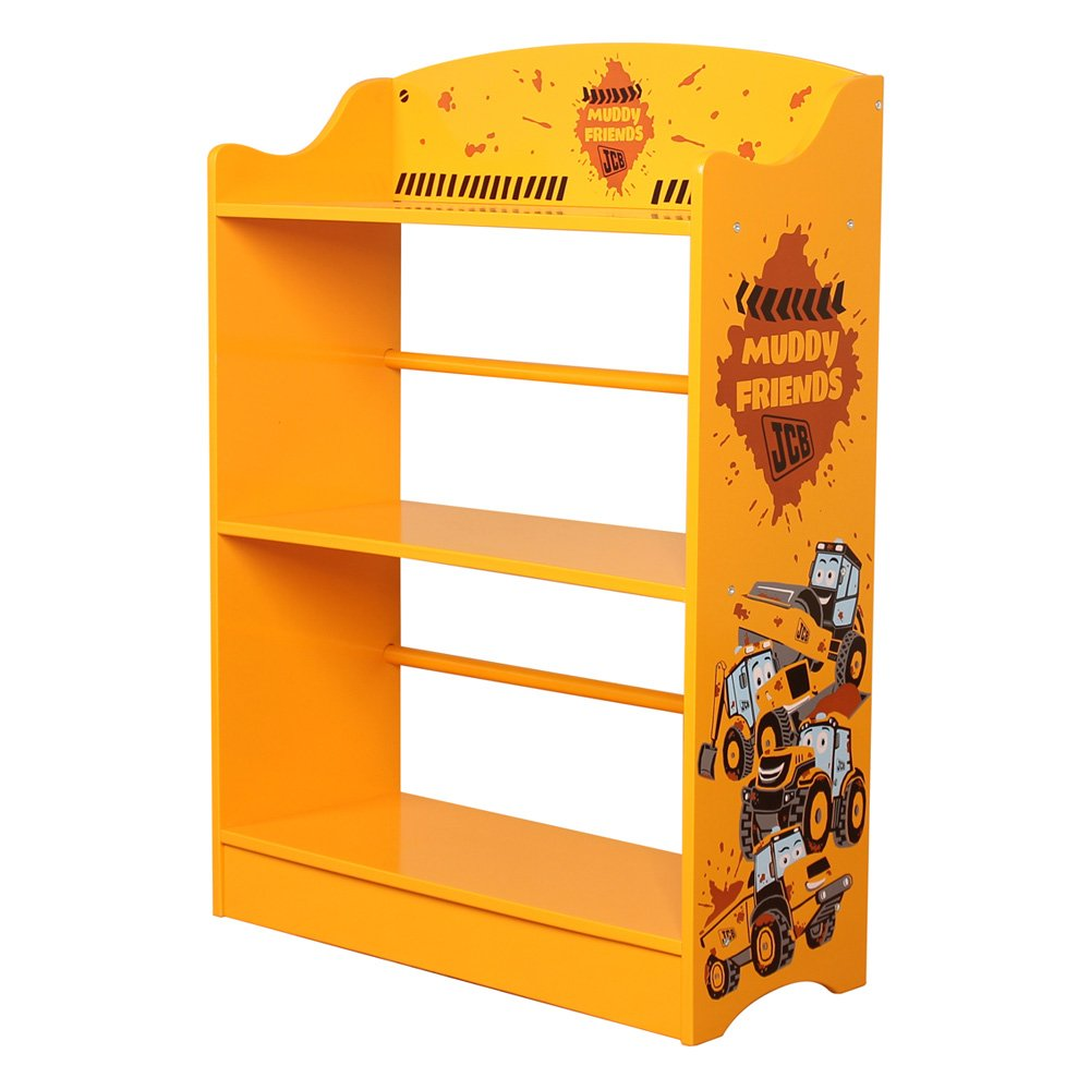 Kidsaw JCBBK Muddy Friends Bookcase