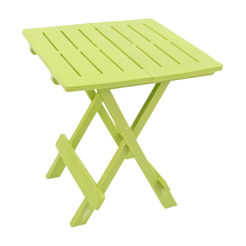 TRABELLA BARI Side Table Lime