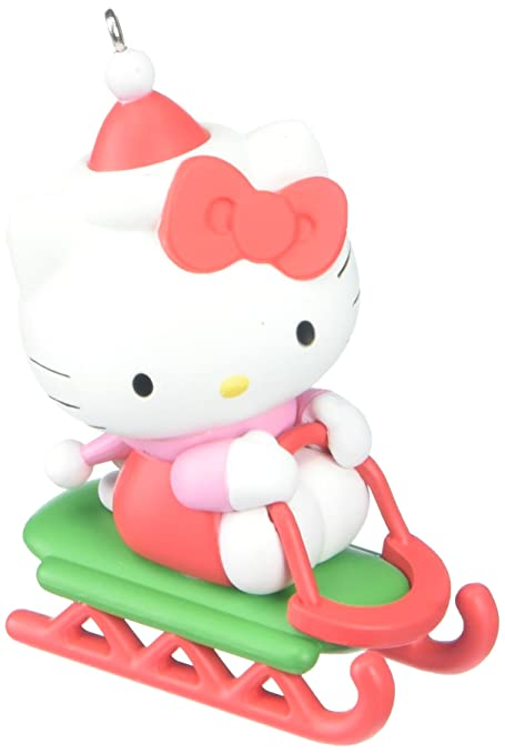 Hallmark Keepsake 2017 Hello Kitty Christmas Ornament