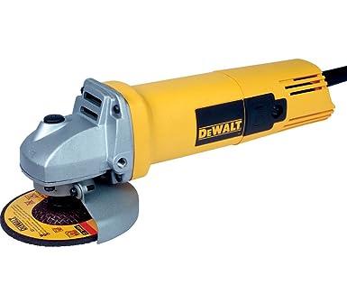 Dewalt DW810 (4 Inch) Heavy Duty Angle Grinder