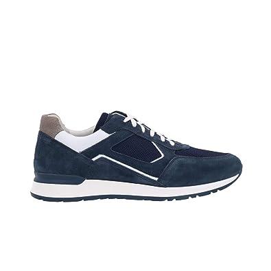 Nero Giardini Sneakers Blu Scarpe Uomo P900831U: Amazon.it