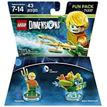 DC Aquaman Fun Pack - LEGO Dimensions by Warner Home Video - Games