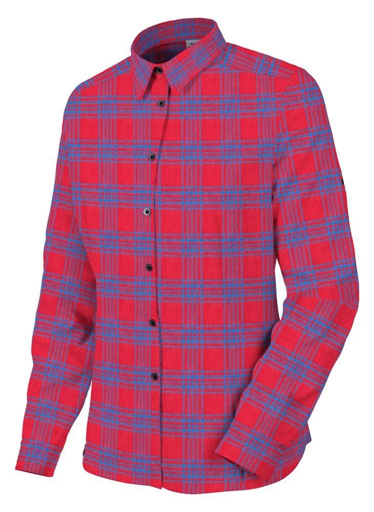 Salewa Puez Flannel Pl M L/S SRT - langärmeliges Hemd für Herren, Farbe