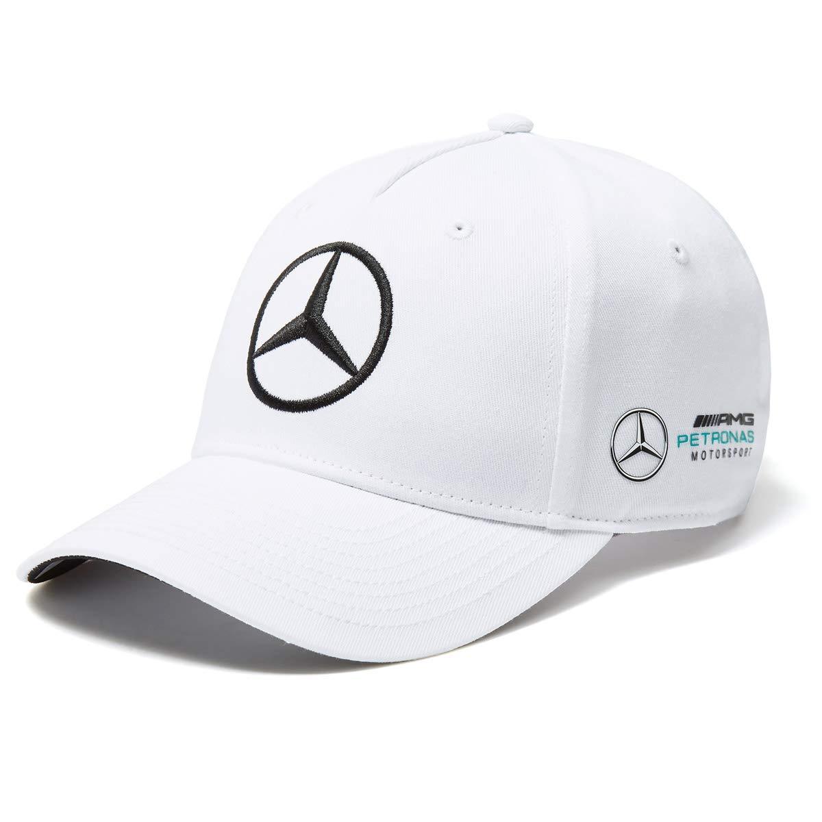 Mercedes AMG Petronas Valtteri Bottas Gorra 2018 Color Blanco ...