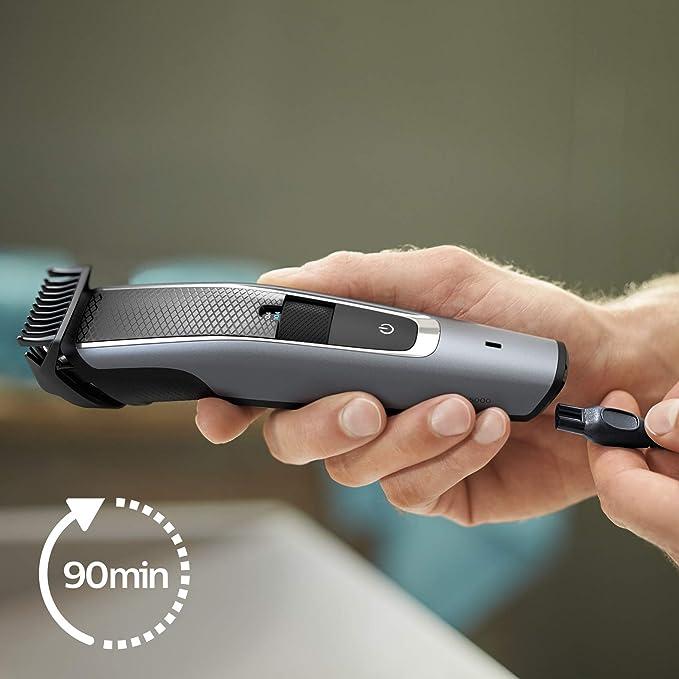 Philips BEARDTRIMMER Series 5000 BT5502/15 cortadora de pelo y ...