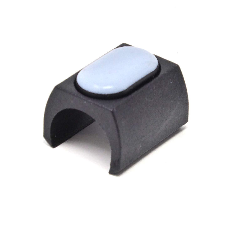 16 x patins Coque avec mandrin PTFE gleitfläche et | Ø 20 mm ...