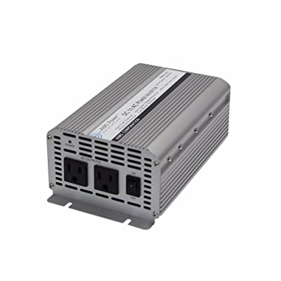 AIMS 1250 Watt / 3100 Watt Peak DC to AC Power Inverter, Economical: Electronics