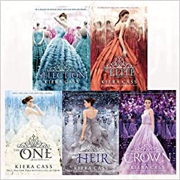 Kiera Cass Selection Collection 5 Books Bundle The Selection Elite The One The Heir The Crown Kiera Cass 9789123496105 Amazon Com Books