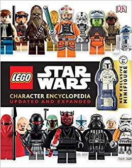 6ffea42a4ef Lego Star Wars Character Encyclopedia  Updated and Expanded - Livros na  Amazon Brasil- 9781465435507