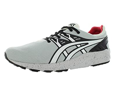 the best attitude 1e9cf 3a9cd Image Unavailable. Image not available for. Color  Onitsuka Tiger by Asics  Unisex Gel-Kayano Trainer Evo White White Sneaker Men s 12