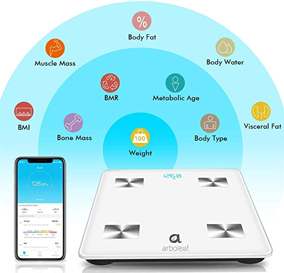 Arboleaf Digital Scale