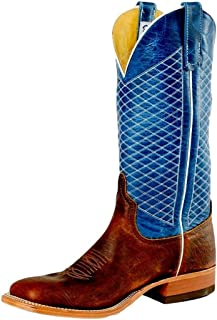 product image for Anderson Bean Mens Mike Tyson Bison Cowboy Boots