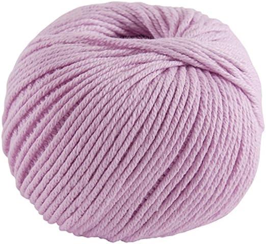 DMC Natura Hilo, 100% algodón, Color 136, tamaño Mediano: Amazon.es: Hogar