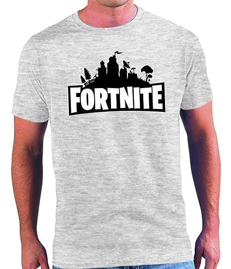 Mx Games Camiseta Fortnite Fortnite Classic Design - Todas Las Tallas Disponibles (11