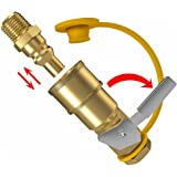 Mr Heater Propane Gas Quick Connect Coupling Adapter Kit