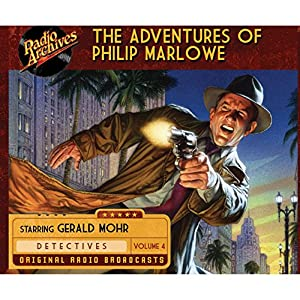 The Adventures of Philip Marlowe, Volume 4 Radio/TV Program