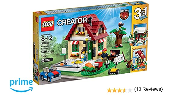 LEGO Creator - Casa Ideal, (31038): Amazon.es: Juguetes y juegos