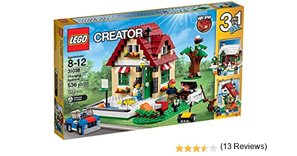 LEGO Creator - Casa Ideal, (31038)