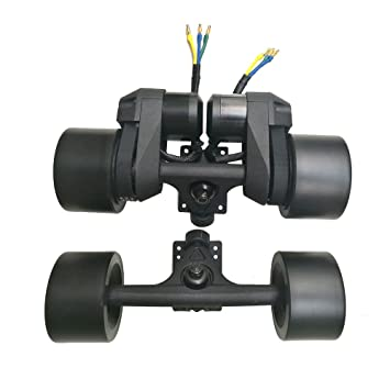 Amazon.com: ZXMOTO - Kit eléctrico de longboard para ...