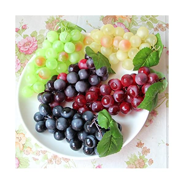 Chengsan-Green-Yellow-Purple-Black-Artificial-High-Simulation-Grapes-False-Fruit-Fake-Grapes-Kitchen-Office-and-Photography-Props-CS-FZSG02
