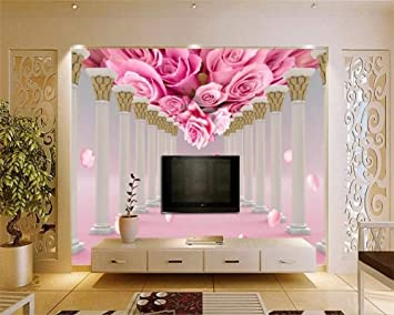 Buy Avikalp Exclusive Awz0163 3d Wallpaper Mural Rose Flower Living Room Bedroom Tv Background Wall Hd 3d Wallpaper 10 Ft X 12 Ft Online At Low Prices In India Amazon In,Structural Engineer Civil Engineer Business Card Design