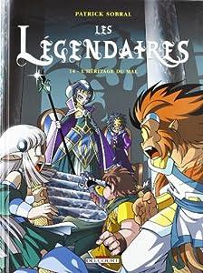 "Afficher ""légendaires (Les) n° 14 héritage du mal (L')"""
