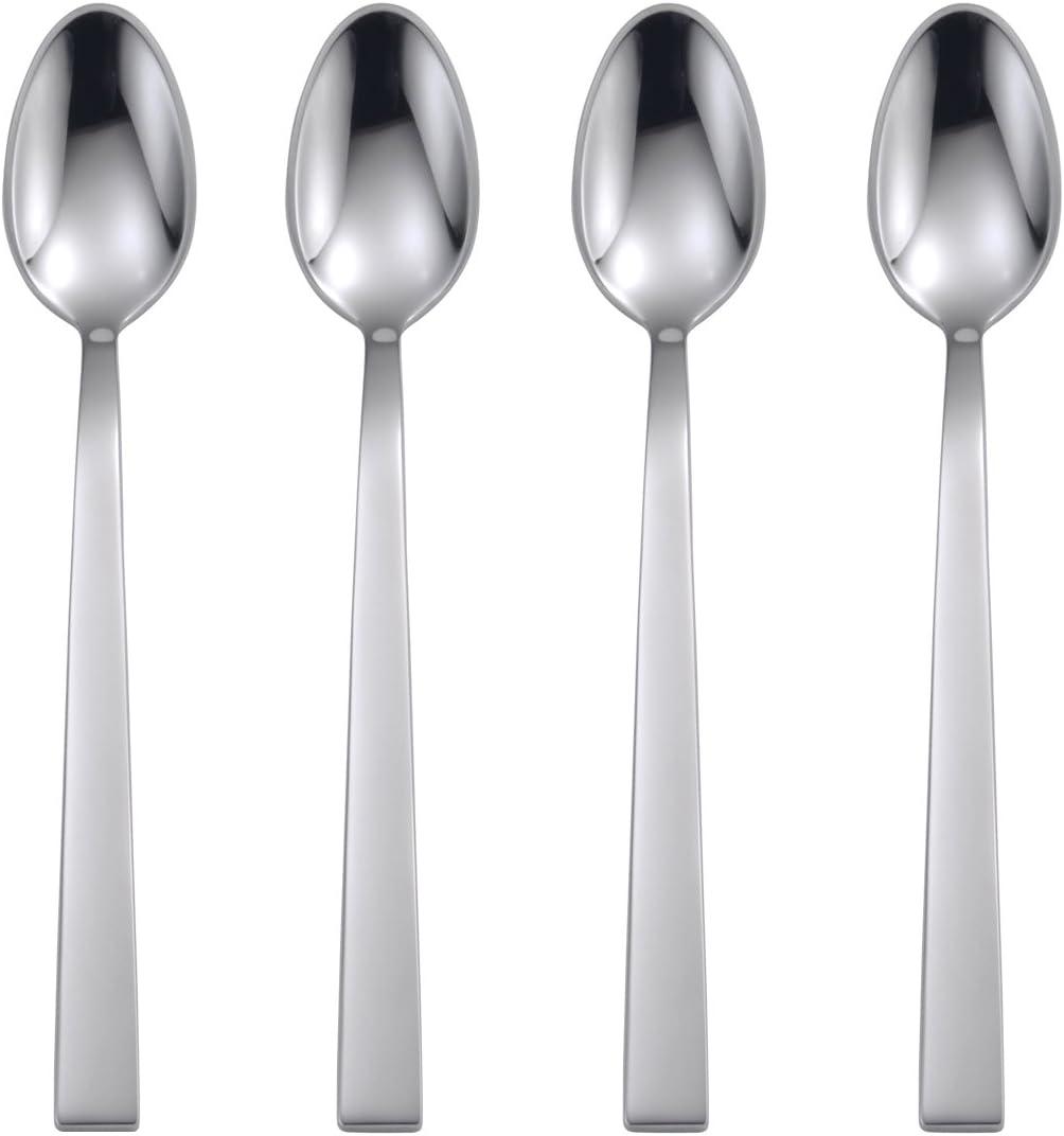 Oneida Louisiana Iced Tea Spoons Set of 4