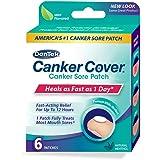 DenTek Canker Cover Patch, 6 Count