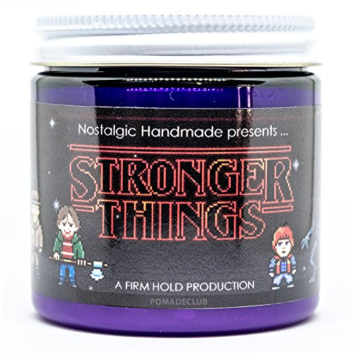 Nostalgic Handmade Stronger Things Firm Pomade 4oz