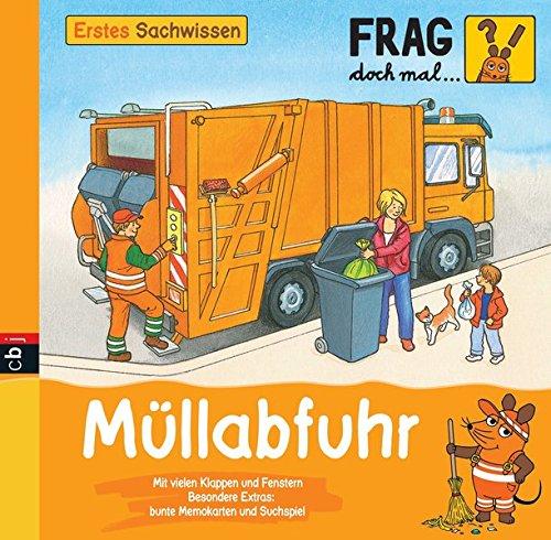 Frag doch mal ... die Maus -  Erstes Sachwissen - Müllabfuhr
