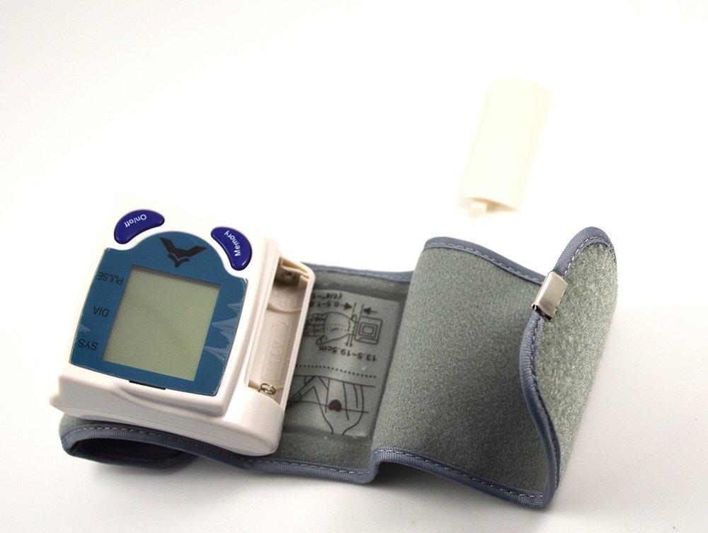 SODIAL(TM) Tensiometro Digital de Muneca: Amazon.es: Salud y cuidado personal