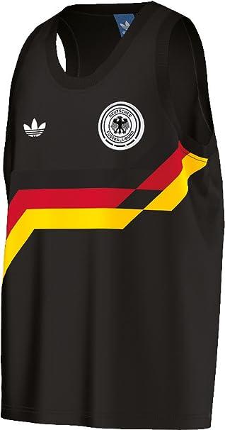 adidas Deutschland Camiseta sin mangas XS black: Amazon.es: Ropa y accesorios