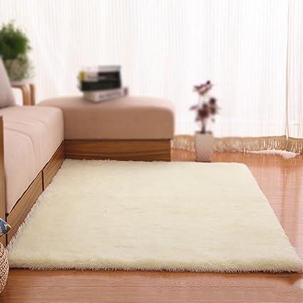 Amazon.com: White carpet/living room sofa coffee table ...