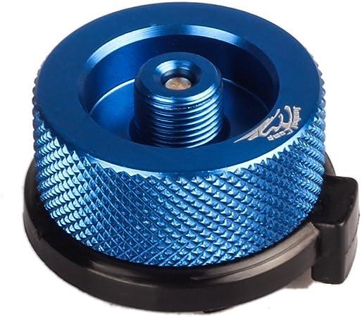 Damooz - Adaptador de rosca de conversión de cartucho de gas ...