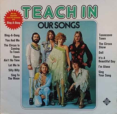 Teach-In - Our Songs Lp - Zortam Music