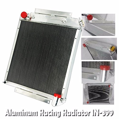 Scout International Ii Harvester (3 Core Performance RADIATOR for 71-80 International Harvester Scout II V8)