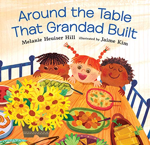 Book Cover: Around the Table That Grandad Built