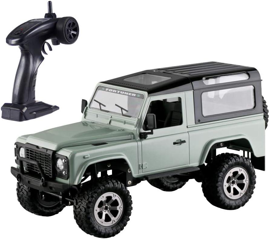 Goolsky FY003A 1/16 Todoterreno SUV RC Car RC Desert Buggy Truck 2.4 GHz 4WD Control Remoto de Alta Velocidad RTR RC Car