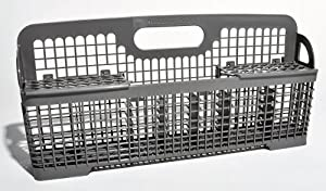 Replaces Whirlpool KitchenAid Dishwasher Silverware Basket 8531233 Gxfc
