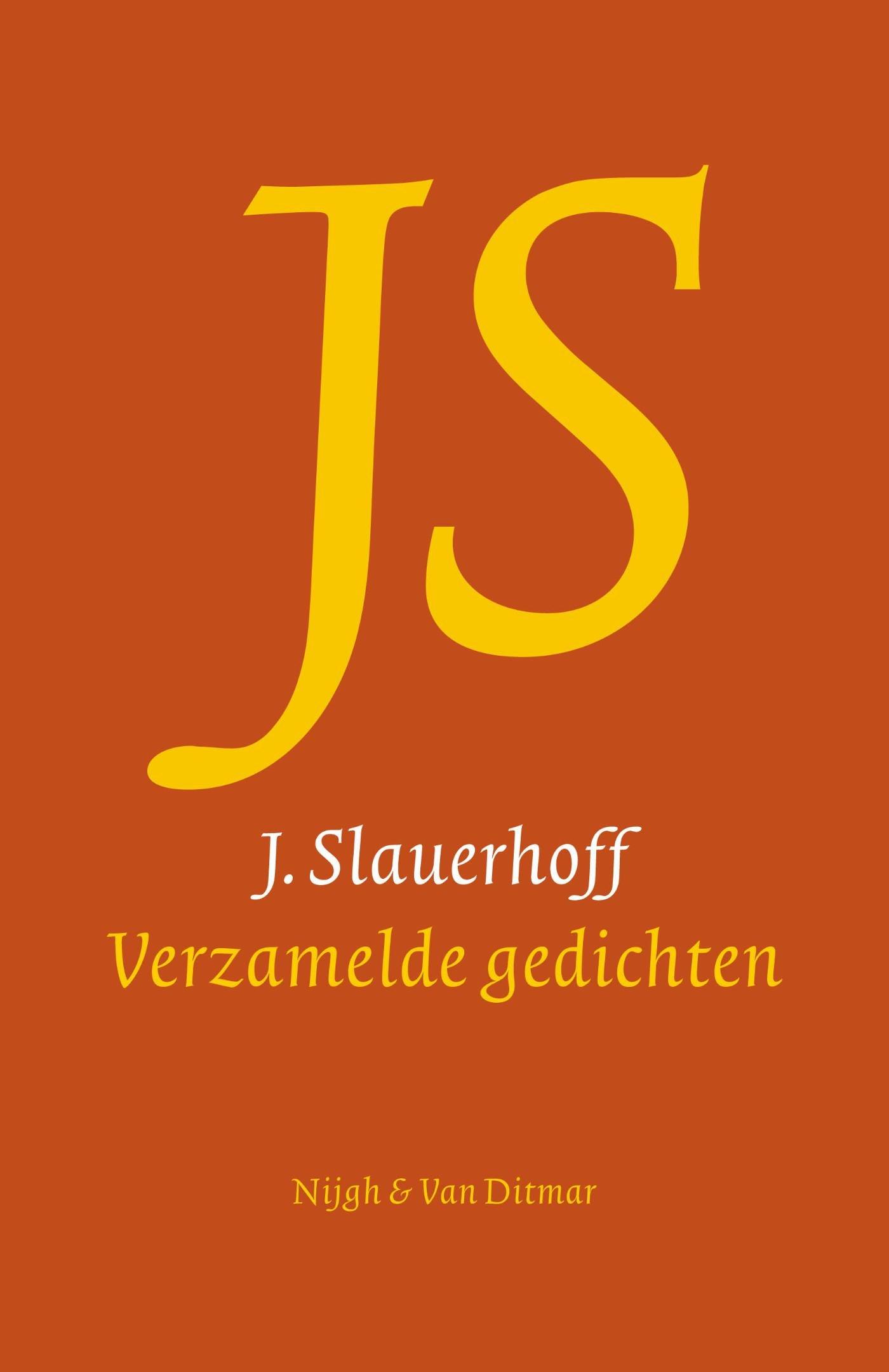 Verzamelde Gedichten J Slauerhoff 9789038804002 Amazon