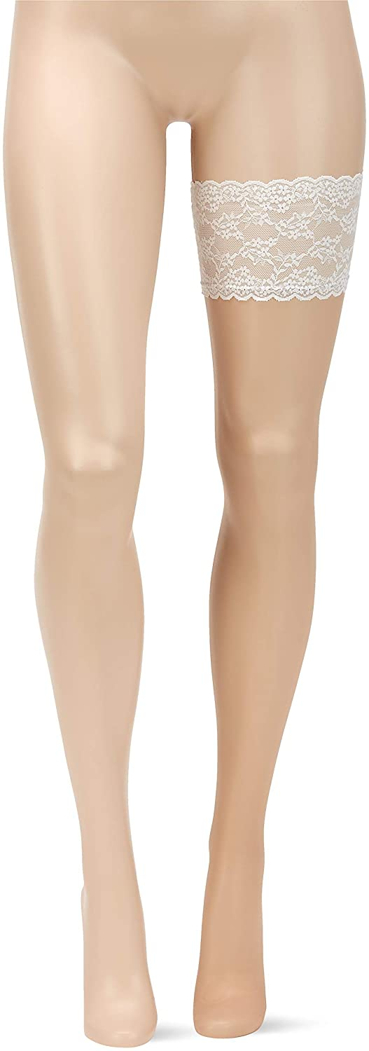 80d7965ad7b6 CHARNOS Women's Hold-up Stockings, 10 DEN: Amazon.co.uk: Clothing