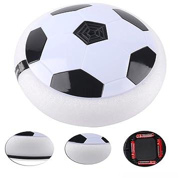 Fuson Air Power Soccer Disco Hover, Funny aire neumático balón de ...