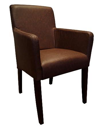 lederstuhl esszimmer. Black Bedroom Furniture Sets. Home Design Ideas